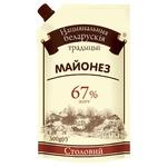Майонез Национальные Белорусские Традиции Столовый 67% 300г