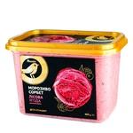Мороженое Ашан сорбет лесная ягода 400г