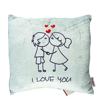 Подушка Tigres Валентинка Взаимная любовь