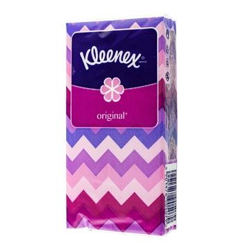 Kleenex Handkerchiefs Paper 10pc