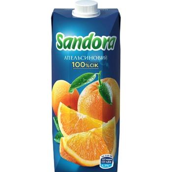 Сік Sandora апельсиновий 0,5л - купити, ціни на Фуршет - фото 3