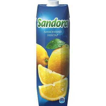 Sandora Lemon Nectar 0,95l - buy, prices for CityMarket - photo 3
