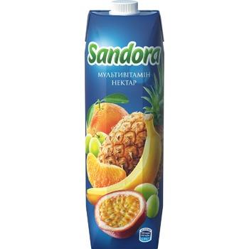 Нектар Sandora мультивитаминный 0,95л - купить, цены на Метро - фото 3