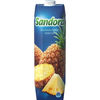 Нектар Sandora Ананас 950мл - купить, цены на Ашан - фото 5