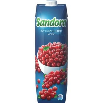 Морс Sandora клюквенный 0,95л - купить, цены на МегаМаркет - фото 3