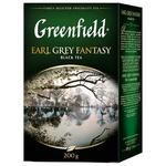 Greenfield Earl Grey Fantasy Black Tea 200g