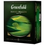 Чай зеленый Greenfield Flying Dragon 2г 100шт