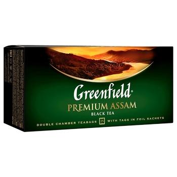 Greenfield Premium Assam Black Tea 2g(25pcs - buy, prices for EKO Market - photo 2