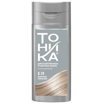 Tonica Pearl-Ash 8.10 Toning Hair Balsam 150ml - buy, prices for Auchan - photo 2
