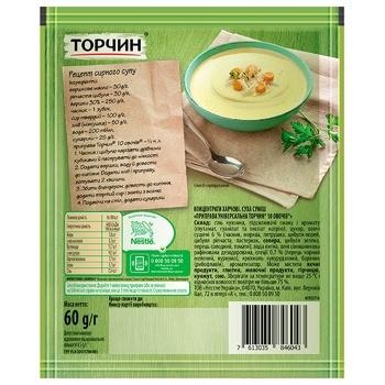 Приправа ТОРЧИН® 10 Овощей универсальная 60г - купить, цены на СитиМаркет - фото 2