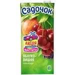 Sadochok Apple-cherry Nectar 1,93l - buy, prices for Auchan - photo 2