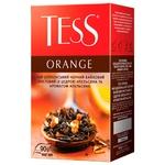Чай Tess чорний Orange 90г