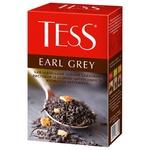 Чай чорний Tess Earl Grey з бергамотом 90г