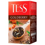 Чай чорний Tess Goldberry 90г