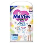 Підгузники-трусики Merries  L 9-14кг 44шт