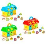 Будинок іграшковий для звірів Полісся