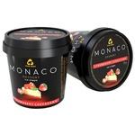 Морозиво Три Ведмеді Monaco Dessert Полуничний чізкейк 70г
