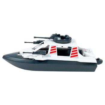 Іграшка Polesie катер прикордонний - купити, ціни на Novus - фото 3