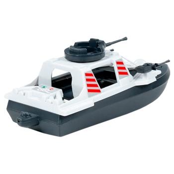 Іграшка Polesie катер прикордонний - купити, ціни на МегаМаркет - фото 4