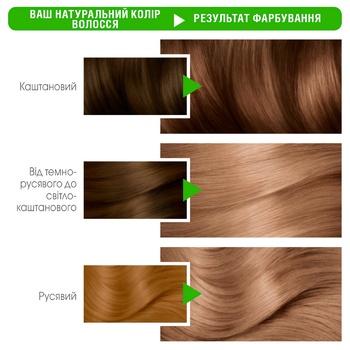 Крем-фарба для волосся Garnier Color Naturals 7.1 Вільха - купити, ціни на Ашан - фото 3