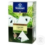 Sonnet Tea Poetry Green Te Soursop 20pcs 2g