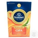 Чай черный Sonnet OPA листовой 85г