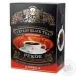 Black pekoe tea Sun Gardens Sunshine Pekoe 100g Ukraine - buy, prices for MegaMarket - image 1