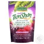 Green tea Tian Shan with wild berries 80g Ukraine