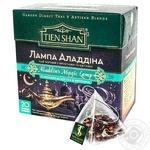 Чай черный Тянь-Шань Лампа Аладдина фрукты и цветы 20*2г