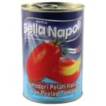 Томати Bella Napoli очищенные в томатном соке 400г