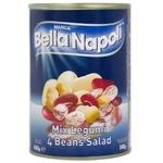 Bella Napoli 4 Beans Mix 400g