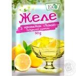 Желе ЭКО лимон 90г - купити, ціни на МегаМаркет - фото 1
