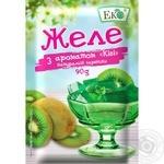 Eko kiwi for desserts jelly 90g