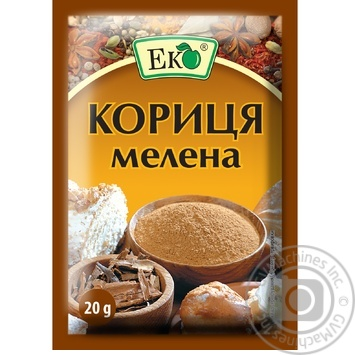 Eco Ground Cinnamon - buy, prices for MegaMarket - image 1