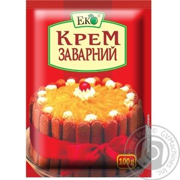 Eko for desserts scalded cream 100g - buy, prices for Novus - image 1