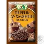 Перец Эко душистый горошек 20г - купить, цены на Novus - фото 1