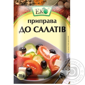 Eco Salad Seasoning - buy, prices for Novus - image 1