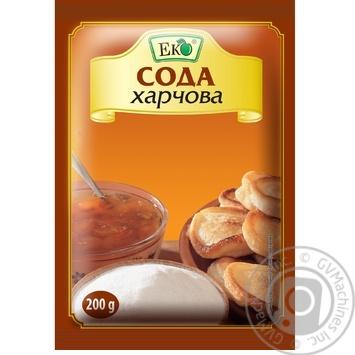 Eko for desserts soda 200g - buy, prices for MegaMarket - image 1