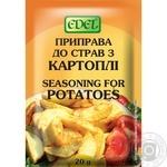 Приправа Edel для блюд из картофеля 30г - купить, цены на Novus - фото 1