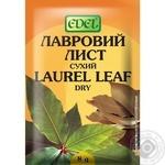 Лавровый лист Edel сухой 8г - купить, цены на Novus - фото 1
