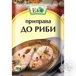 Приправа Эко для рыбы 20г - купить, цены на Novus - фото 1