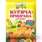 Spices Eko with chicken for chicken 90g - buy, prices for Novus - image 1