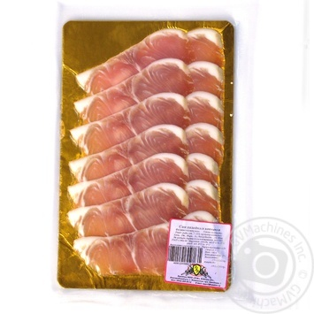 Рыба сом Риф холодного копчения 180г вакумная упаковка Украина