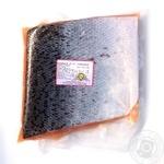 Риба сьомга Ріф слабосолена вакуумна упаковка Україна