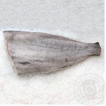 Рыба палтус свежая