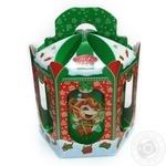 Christmas set AVK Christmas сarousel  №11 548g Ukraine