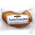 Ковбаса  Любительська варена Ходорівський м'ясокомбінат