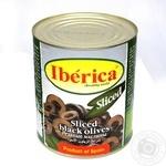 оливка Іберика нарізаний