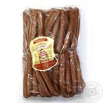 Semi-smoked Hunter sausage Magrok (package's weight starts from 2000g)