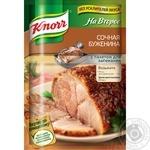 Seasoning Knorr For main course Juicy pork 30g